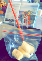 Banana bags...
