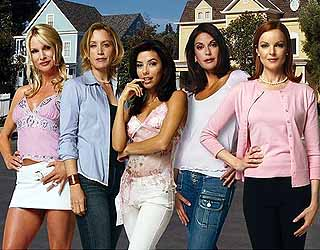 cast desperate housewives